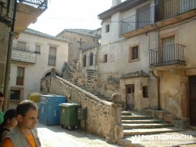 Visita guiada Sepúlveda -Hoces del Río Duratón; excursiones sierra de madrid